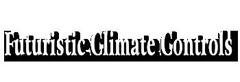 Futuristic Climate Controls