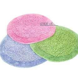 cotton tufted bath mats