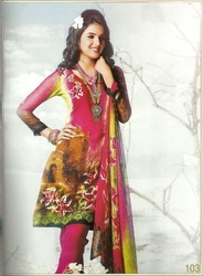 Designer Printed Suits