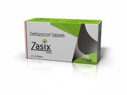 Deflazacort Tablets - Zasix