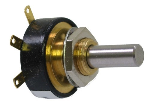 Panel Setting Wire Wound single turn potentiometer