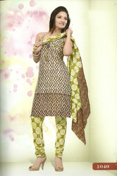 Georgette Base Suits