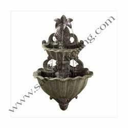 Stainless Steel Garden Furniture - Garden Jhula, Glass Water ...