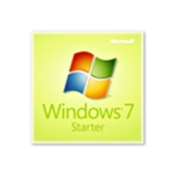 Microsoft Windows 7 Starter Edition MS Oroginal Software