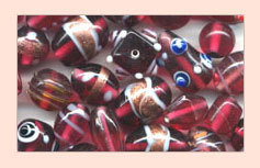 Assorted Colored Beads