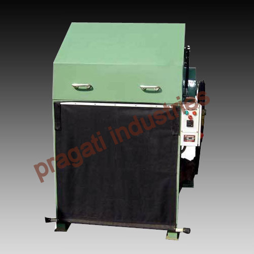 Wire Nail Polishing Machine