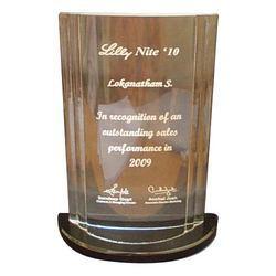 Acrylic Trophy 3