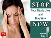 R 16- Migraine and neuralgia Drops