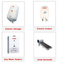 Exhaust Fans and Water Heaters in chennai