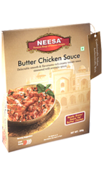 Neesa Butter Chicken Sauce