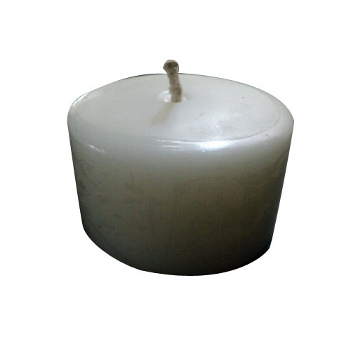 Cylindrical Wax Candles