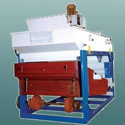 Grain And Rice Cleaner Machine