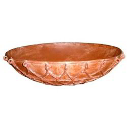 Leather Worked Bowl