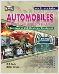 COE : Automobiles Theory and Assignment