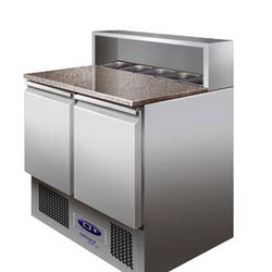 Pre Counter Pizz Table ECH Series
