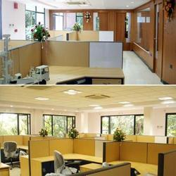Powercoated Partitions