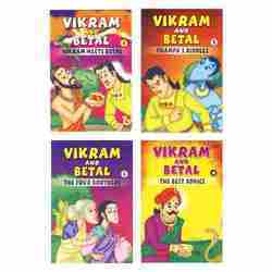 Mini Stories Book - Vikram & Betal