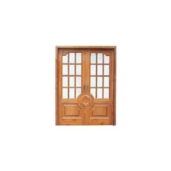 Wooden Main Entrance Door