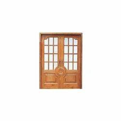 Wooden Main Entrance Door