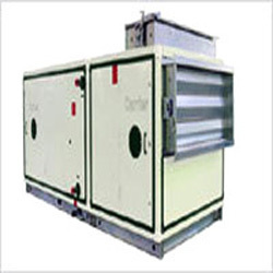 Air Cooled Chillers, Air Handling Units