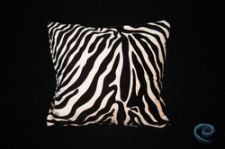 Designer Cushion Cover With Stylish Animal Print