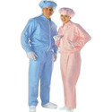 Lint Free Cleanroom Garments