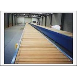 Wooden Slat Conveyor