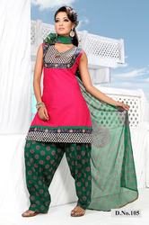 Fancy Cotton Salwaar Suit