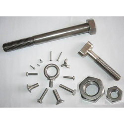 S.S., M.S. & Brass Nut Bolt