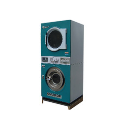 Coin operated Stack Washer & Dryer - XTH-15S