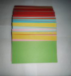 Multicolored Handmade Copy Papers