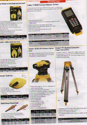 Surveying Tools