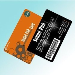Plastic Cards And Barcode Cards