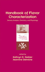 Handbook of Flavor Characterization