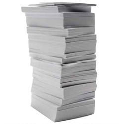 Handmade Eco Friendly Copy Papers