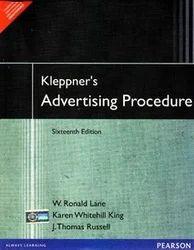 Kleppner s Advertising Procedure