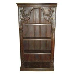 Wooden Bookcase M-0904