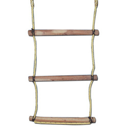 Wooden+Rope+Ladder