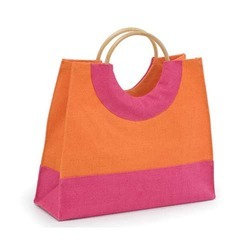 Ladies Jute Fashion Bag