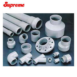 UPVC Pipes & Fitting