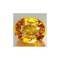 Natural Yellow Sapphire Gemstone Pukhraj Ratna For Jupiter
