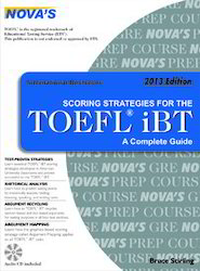Nova Scoring Strategies For The TOEFL iBT