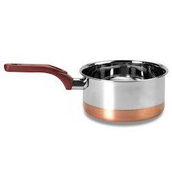 Copper Bottom Saucepan