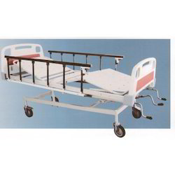 ICU Bed Mechanically Fixed Height