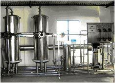 Packaged Drinking Water Plant / Mineral...