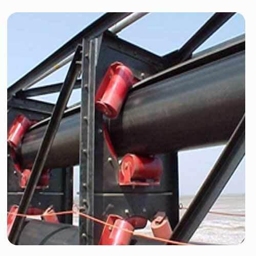 Industrial Pipe Conveyor Belts
