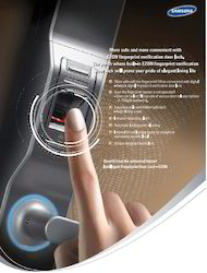 Samsung Digital Door Lock - SHS-DL 22