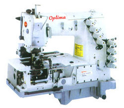 Optima Sewing Machines (four Needle Hem Machine)