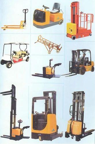 Material Handling Equipment Nilkamal Material Handling