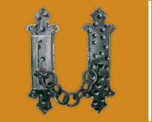 Iron Door Chains